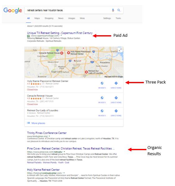 Google Three Pack