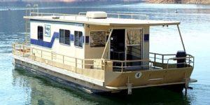 cascade houseboat