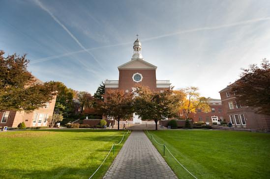 Smith Hall at Manhattan College Retreat Center